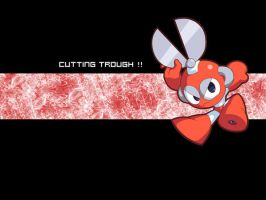 Cutman Wallpaper by Icyfrodo
