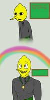 your lemongrab evolved into lemongrab by sidkiniplz