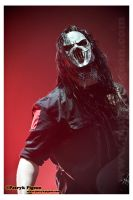 Slipknot - Mick Thomson by MrSyn