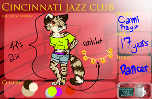 Camill Rayz  ////revamped by TheCluelessCat