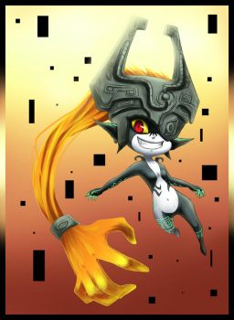 Midna by snowy-town