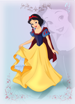 Princess Of Heart - Snow White by Nippy13