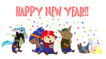 Happy 'late' New Years by Shubbabang