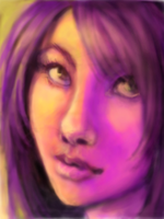 Girl in NDS Colors by Kekel