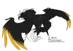 My Wings Are a Hurricane by WyckedDesigns