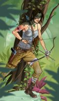Tomb Raider: Reborn by spreston