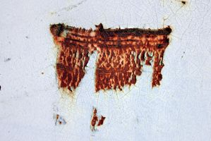 Curtains of rust by mercurycode