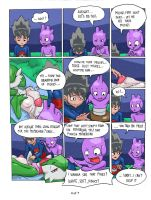 Pokemon trainer 5 ~ page 4 of 7 by MasterPloxy