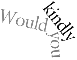 Would You Kindly by xxBrandy