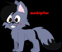 Markiplier as a Kitteh by Kittehsmoshfan