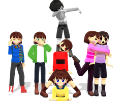 Chara Pack 1.6 by UltimateQuick