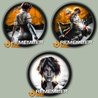 Remember Me Icons by kodiak-caine