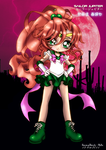 Sailor Jupiter Coloured by in2cr3ativ3