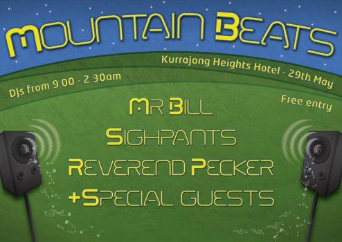 Mountain Beats by FLYBUYF1