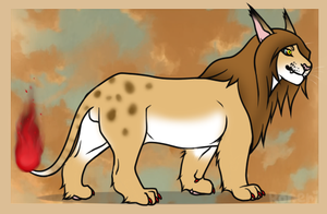 Fantasy Big Cat Adopt :OPEN: by SoulEevee99