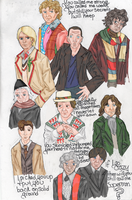 Doctor Who by Blayzy