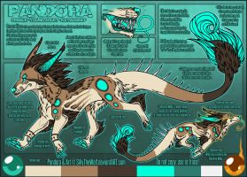 .: Pandora Official Sheet Ref 2015 :. by SillyTheWolf