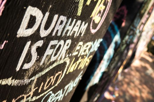 Durham Is For... Everyone by WillyWonkaTheFearful
