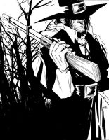Solomon Kane by Robbi462