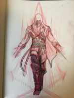 Assassin's Creed by AlexRuizArt