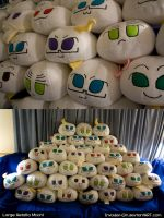 Large Hetalia Mochi by invader-gir