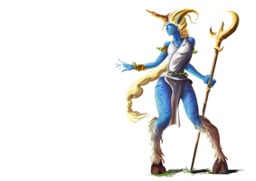 Render soraka by nfouque