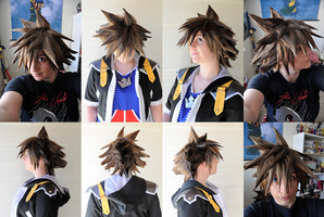 Sora Wig - Version 5.0 - NEW by ShinraiFaith