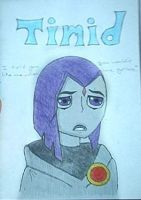 Timid by kitskie