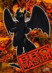 Toothless: BBQ Master by Toughset