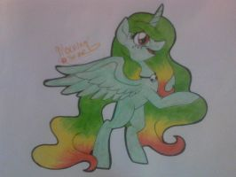 Morning Star (request) by DisposedNevada0