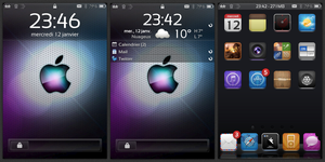 Clean iPhone 4 by Kayz-R