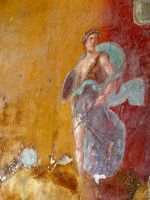 Fresco, Pompeii by Pylo