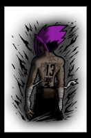 Number XIII colour by Viktormon