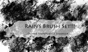 Advanced Brush Set by RainLord666