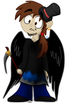 Rikki (my Happy Wars guy) by Dylan-the-dude