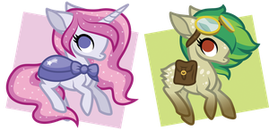 closed adopts: opposites by ivyhaze
