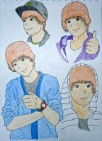 Justin Bieber Montage? O_o by Tidus-Yagami