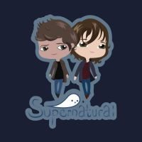 Supernatural by poppey40