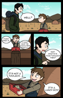 Page13 by KevinLemon