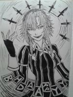 Izayoi Sakuya-- by Tres-Iques