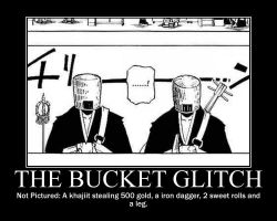 The Bucket Glitch by soltra