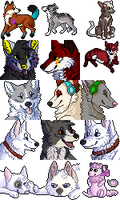 Icons batch 3 by thelunacy-fringe