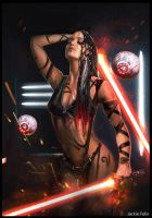 Sith assassin by Jackiefelixart