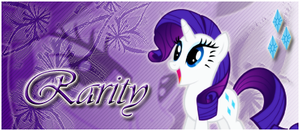 Rarity Signature by toruviel