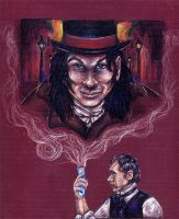 Dr. Jekyll and Mr. Hyde by Demondreamer