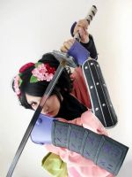 Momohime cosplay 3 by Zettai-Cosplay
