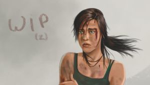 Tomb Raider WIP 2 by Pipeextile92