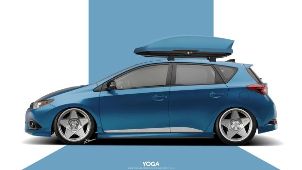 Scion iM by YogaBudiwCUSTOM