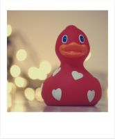 Love Duck by BeciAnne
