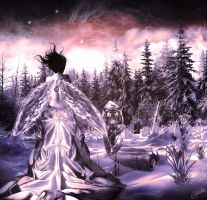 The Deviant Ice Fairy by juliet981